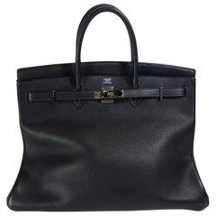 Hermès Birkin 40cm Navy Togo