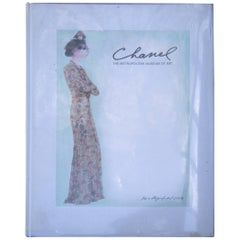 Chanel The Metropolitan Museum of Art Hardcover Book circa 2005