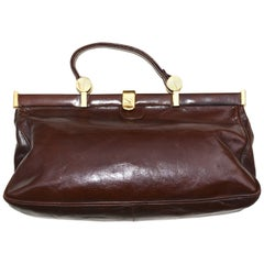 70s Bottega Veneta Leather Bag