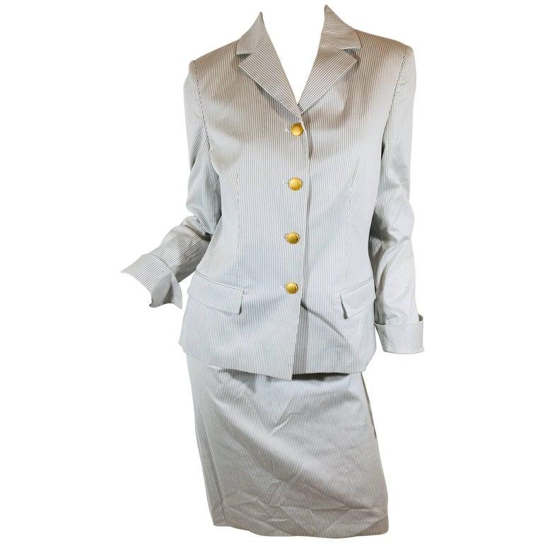 Les Copains 2 Piece Skirt Suit