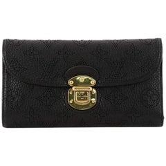 Louis Vuitton Amelia Wallet Mahina Leather