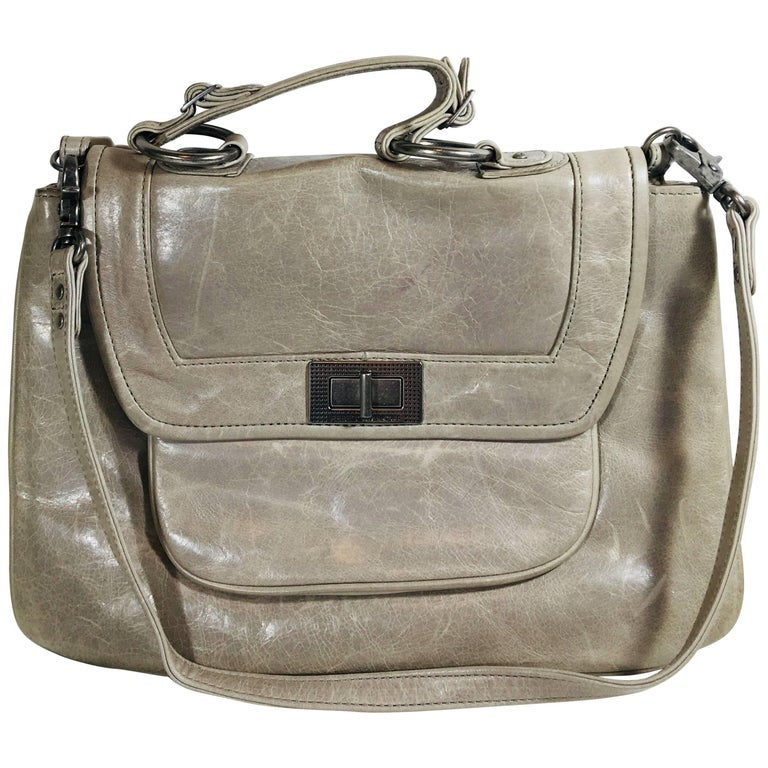 Rebecca Minkoff Medium Leather Satchel
