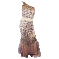 Terani Embellished Gown