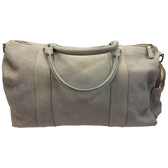 Brunello Cucinelli Taupe Leather Bag
