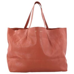 Celine Horizontal Cabas Tote Leather Large