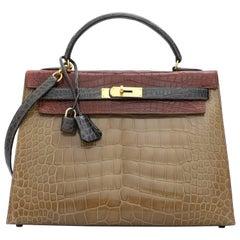 Hermes Kelly 32 Bag