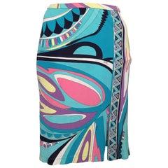 Emilio Pucci Sexy Skirt Size 4.