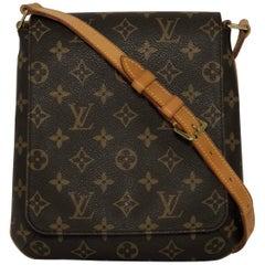 Louis Vuitton Monogram Musette Salsa Short Strap PM Crossbody Bag