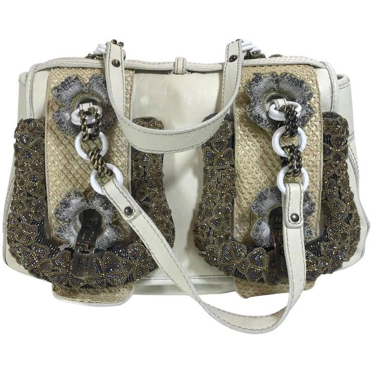 Fendi Limited Edition Leather B. Bag