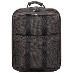 Hermes Blue Herline Luggage