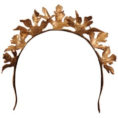 Christina Romo Handmade Tumbago Headband or Bridal Headpiece