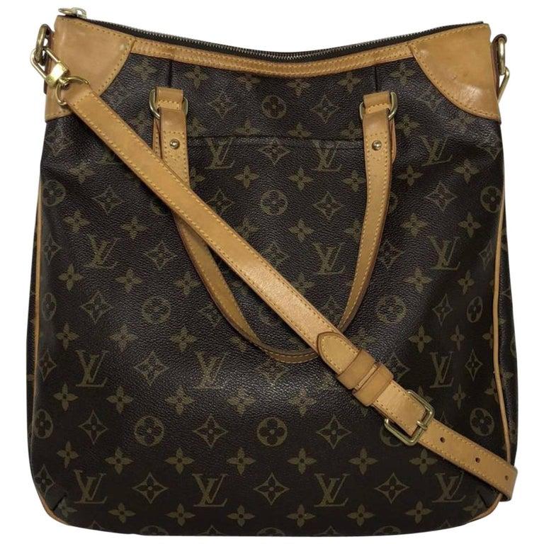 Louis Vuitton Monogram Odeon GM Crossbody Bag