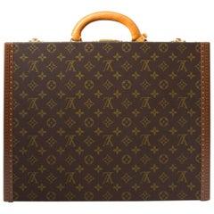 Louis Vuitton Super President Monogram Briefcase