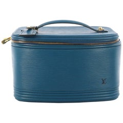 Louis Vuitton Nice Train Case Epi Leather