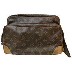 1991 Louis Vuitton MG Reporter Bag
