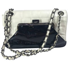 Chanel Square Quilted Flap Bag