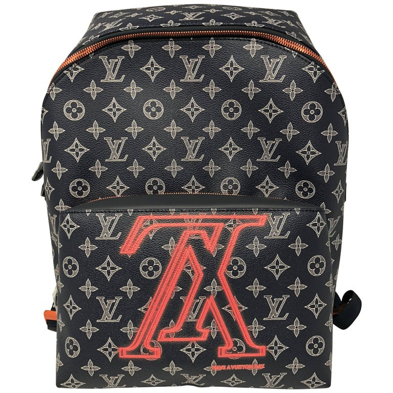 30bf1401839e Louis Vuitton Apollo Upside Down Backpack at 1stdibs