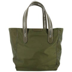 Stella McCartney Falabella Go Shoulder Bag Nylon Medium