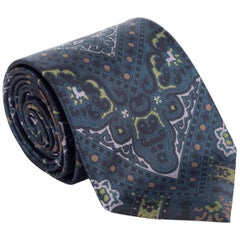 "Tom Ford Multiple Colors Luxurious Abstract Print 3"" Tie"