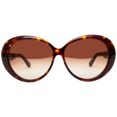 Jackie O. Cognac Spectacle