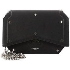 Givenchy Bow Cut Chain Crossbody Bag Studded Leather Mini