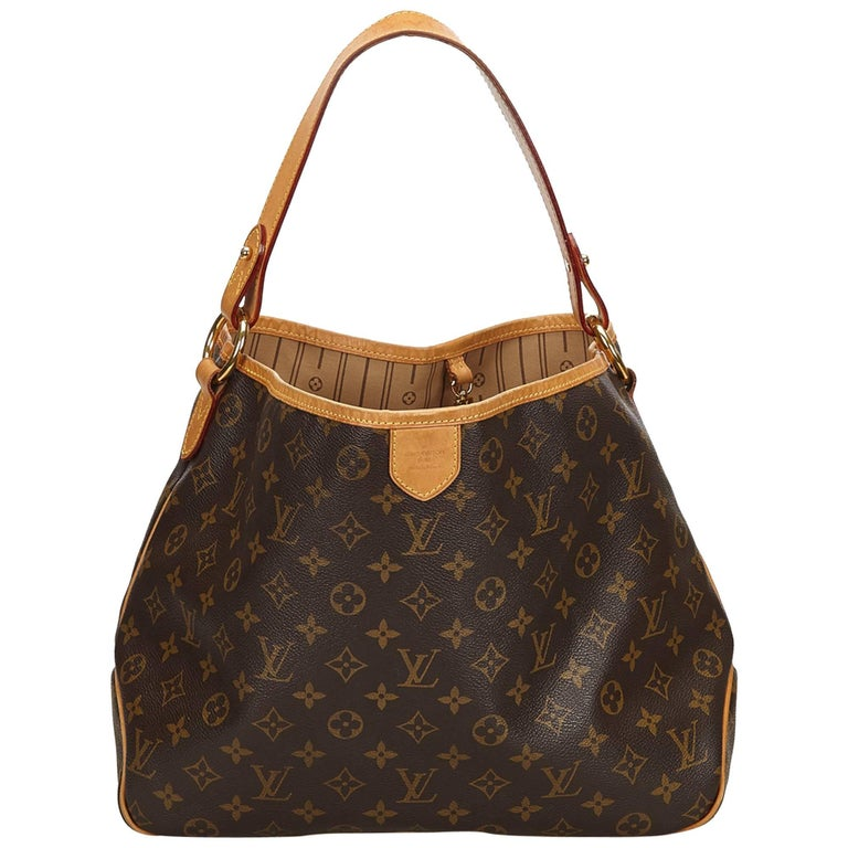 d47980ed9d Louis Vuitton Brown Monogram Delightful PM For Sale at 1stdibs