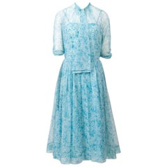 Leslie Fay 1950s Dress and Coat