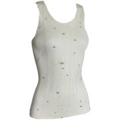 Issey Miyake Guest Artist Series 4 Cai Guo Qiang Vest