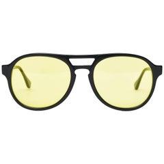 Berenford Cuba Citrus Yellow Sunglasses
