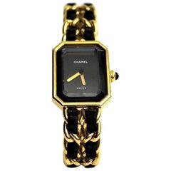 Chanel Watch Première 1987