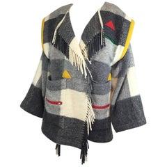 Jean Charles de Castelbajac Chunky Knit Sweater