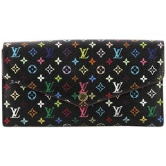 Louis Vuitton Sarah Wallet NM Monogram Multicolor
