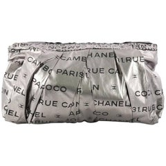 Chanel 31 Rue Cambon Clutch Nylon Large
