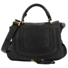 Chloe Marcie Messenger Bag Leather Medium