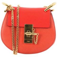 Chloe Drew Crossbody Bag Leather Nanoo
