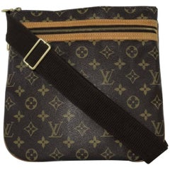 Louis Vuitton Monogram Pochette Bosphore Crossbody Bag