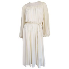 1970s Donald Brooks Jersey Dress