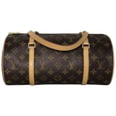 Louis Vuitton Monogram Papillon 30 Shoulder Bag