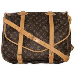Louis Vuitton Monogram Saumur 43 Crossbody Bag