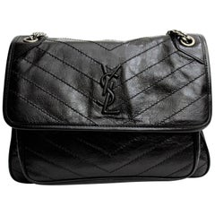 Yves Saint Laurent Large Niki Shoulder/Crossbody Bag