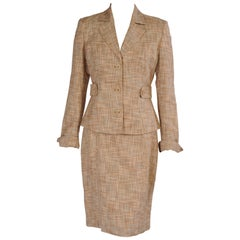 Carolina Herrera Chic and Sleek Dress and Jacket