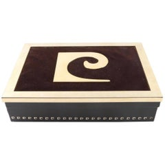 Pierre Cardin Jewelry Box, Circa 1970s