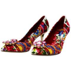 Decolletè Dolce & Gabbana Flowers Fantasy
