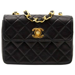 Chanel Vintage Mini Classic Flap