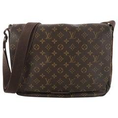 Louis Vuitton Beaubourg Messenger Bag Monogram Canvas GM