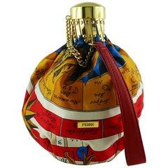 Gianfranco Ferre Vintage Bottle Wristlet Bag