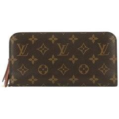 Louis Vuitton Insolite Wallet Monogram Canvas