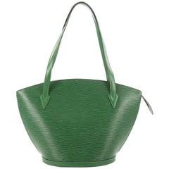 Louis Vuitton Saint Jacques Handbag Epi Leather GM
