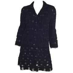 Chanel 2005 A Lace Jacket 3/4 Sleeve