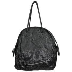 Vintage Balenciaga 2003 Black Parachute Bag